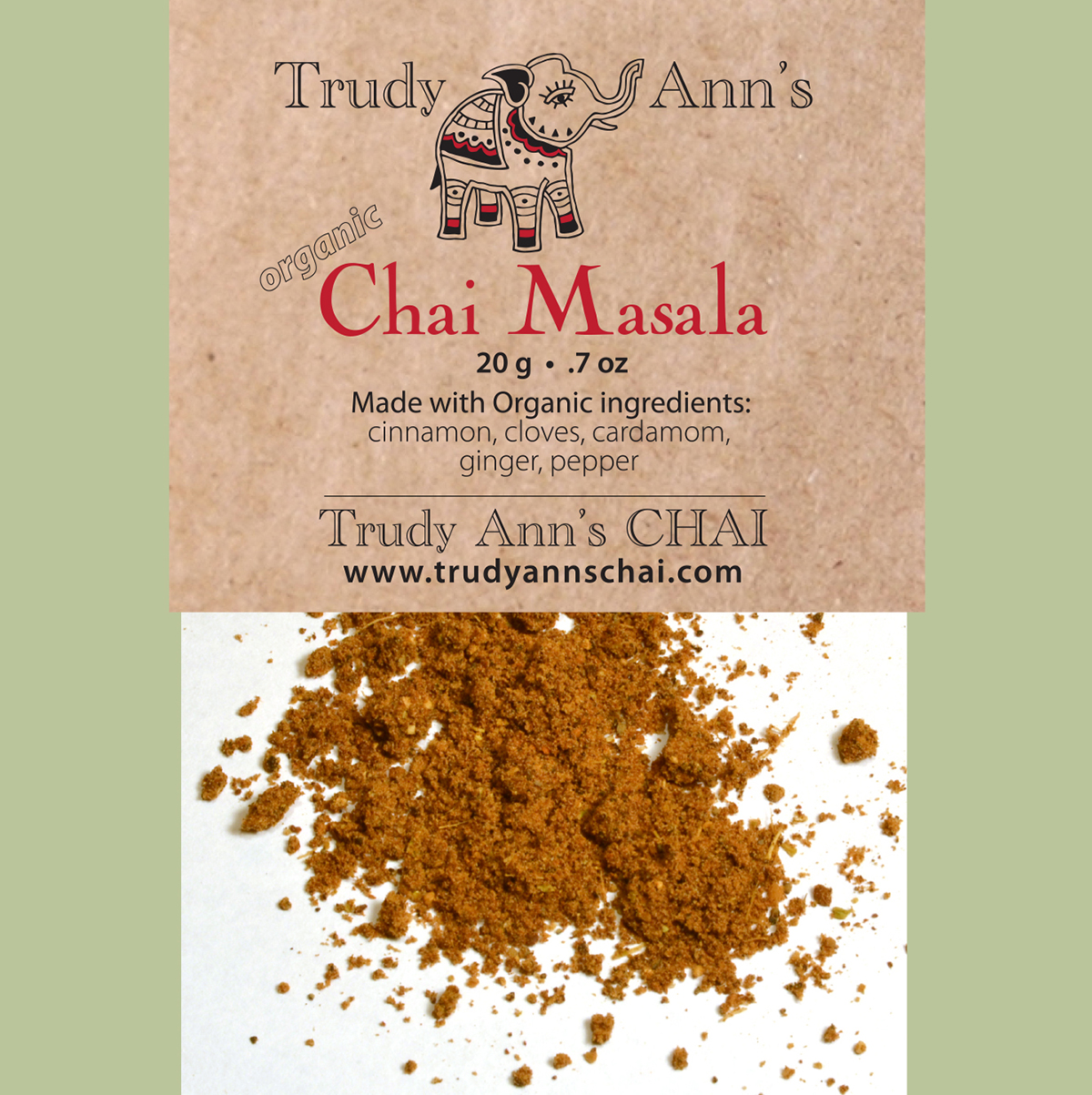 how to make trudy ann chai