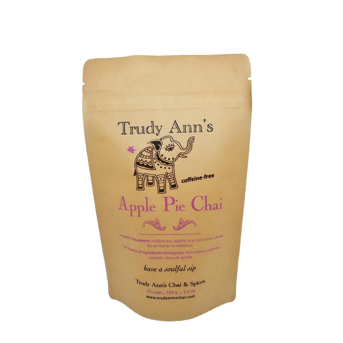 Apple Pie Chai – Front