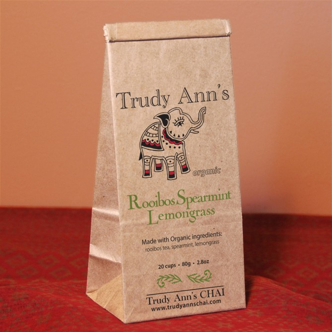 Rooibos Spearmint Lemongrass