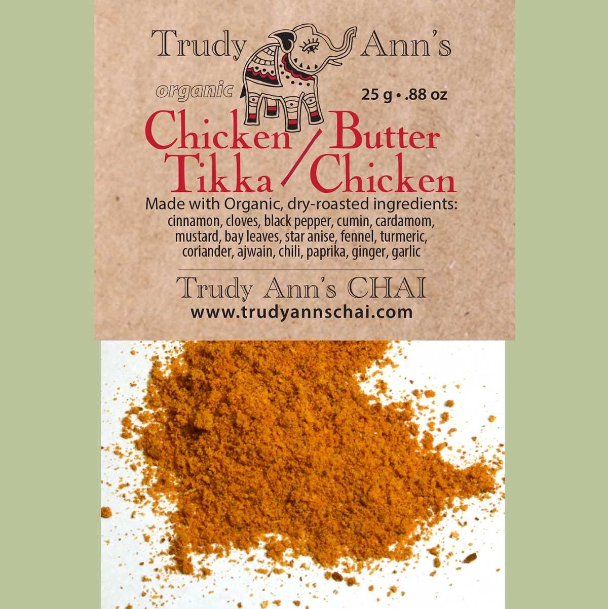 Chicken Tikka/ Butter Chicken