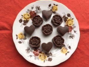 Walnut Coconut Chocolates