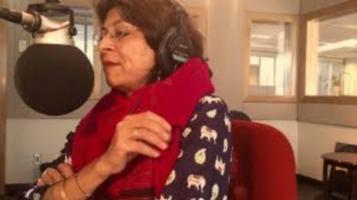 Trudy Ann on CBC Radio