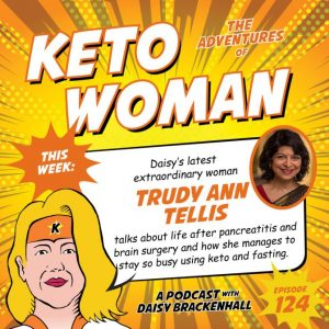 The Adventures of Keto Woman