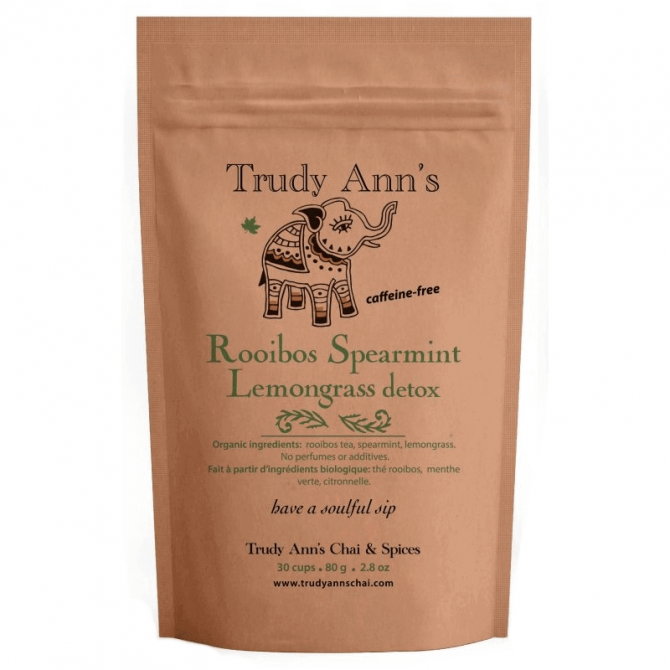 Rooibos Spearmint front