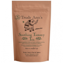 Soothing Tummy Tea front