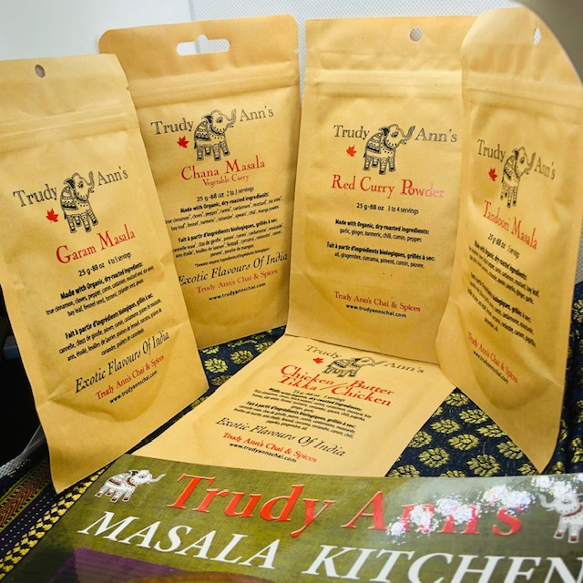 5 spice cooking kit